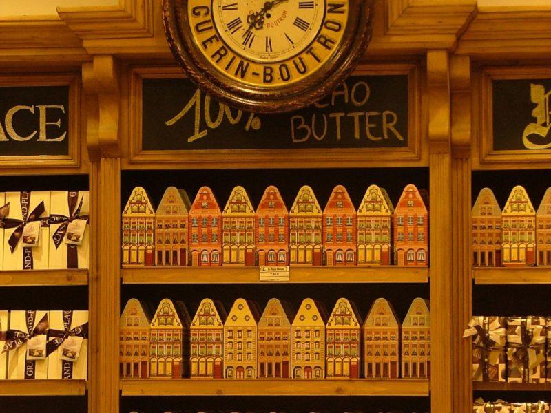 Bruxelles - cioccolateria
