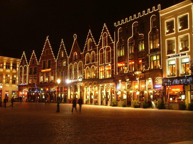 Une soirée à Markt - Bruxelles