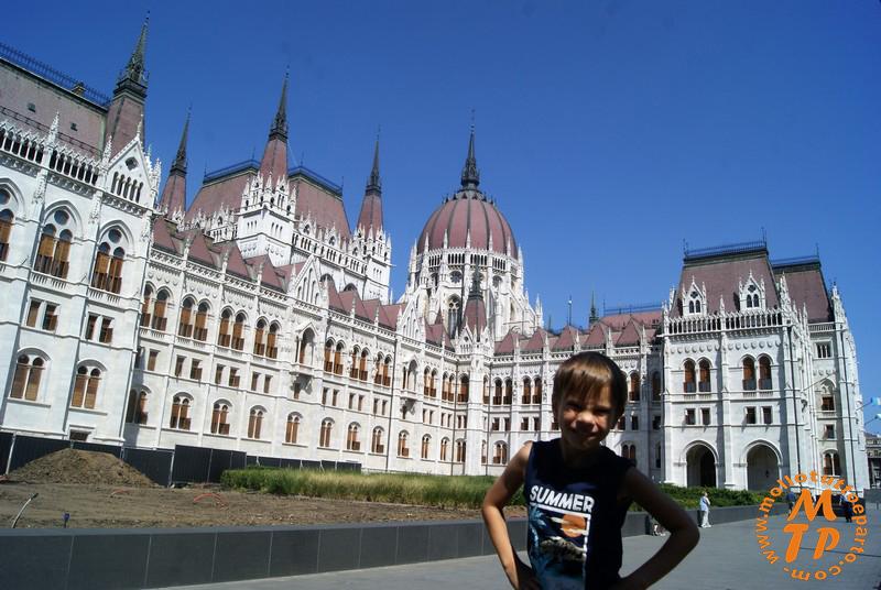 Parlamento di Budapest