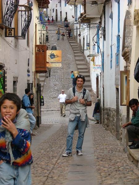 Paolo a Cuzco