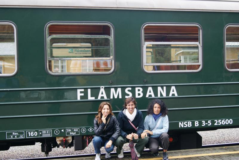 Flamsbana Norvegia