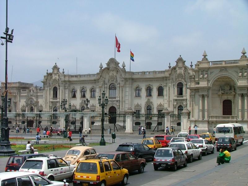 Palazzo del Governo - Lima