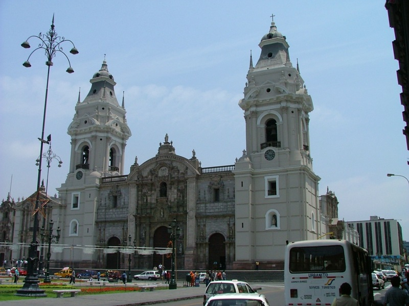 Cattedrale - Lima
