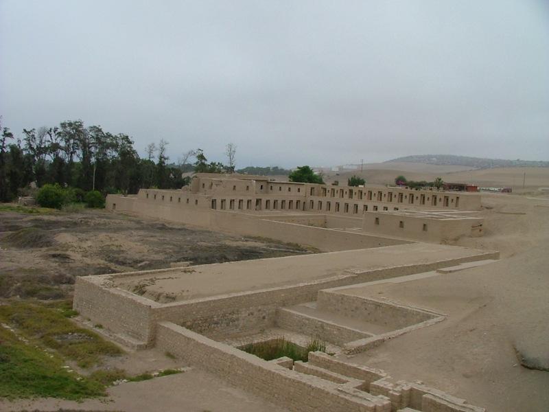 Centro Archeologico di Pachacamac