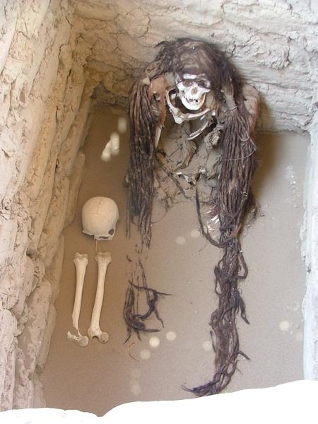 Cimitero di Chauchilla - Nazca