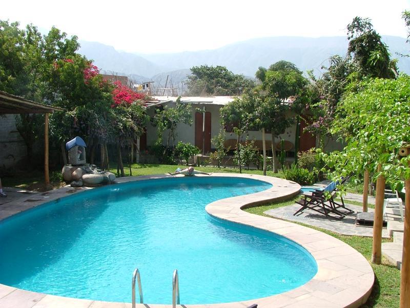 Hotel Alegria - Nazca - Perù