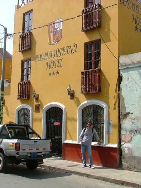 Posada Ispanica - Pisco - Perù